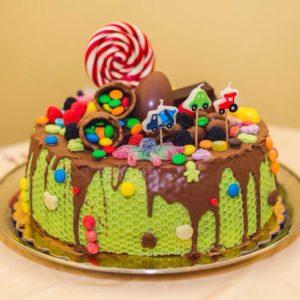 Торты, пироги, караваи